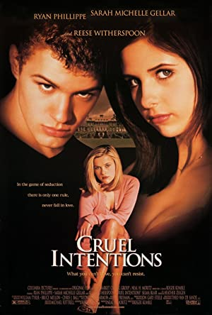 Cruel Intentions Poster