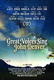 Great Voices Sing John Denver Poster