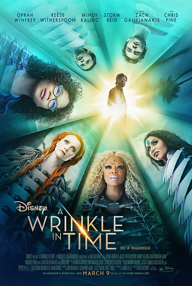 A Wrinkle in Time 2018 English 720p HDRip 750MB Download