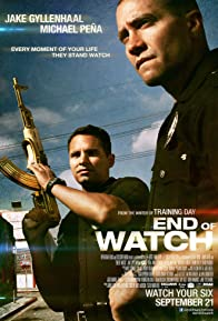 Primary photo for End of Watch