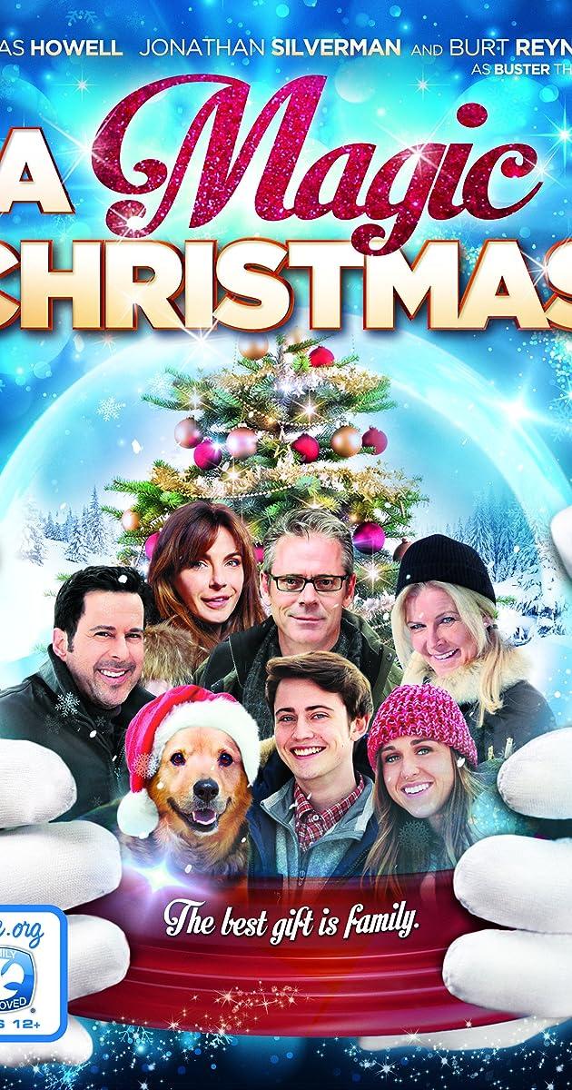 Subtitle of A Magic Christmas