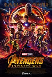 Avengers: Infinity War | 1 GB | 720p | HDTS | English + Hindi