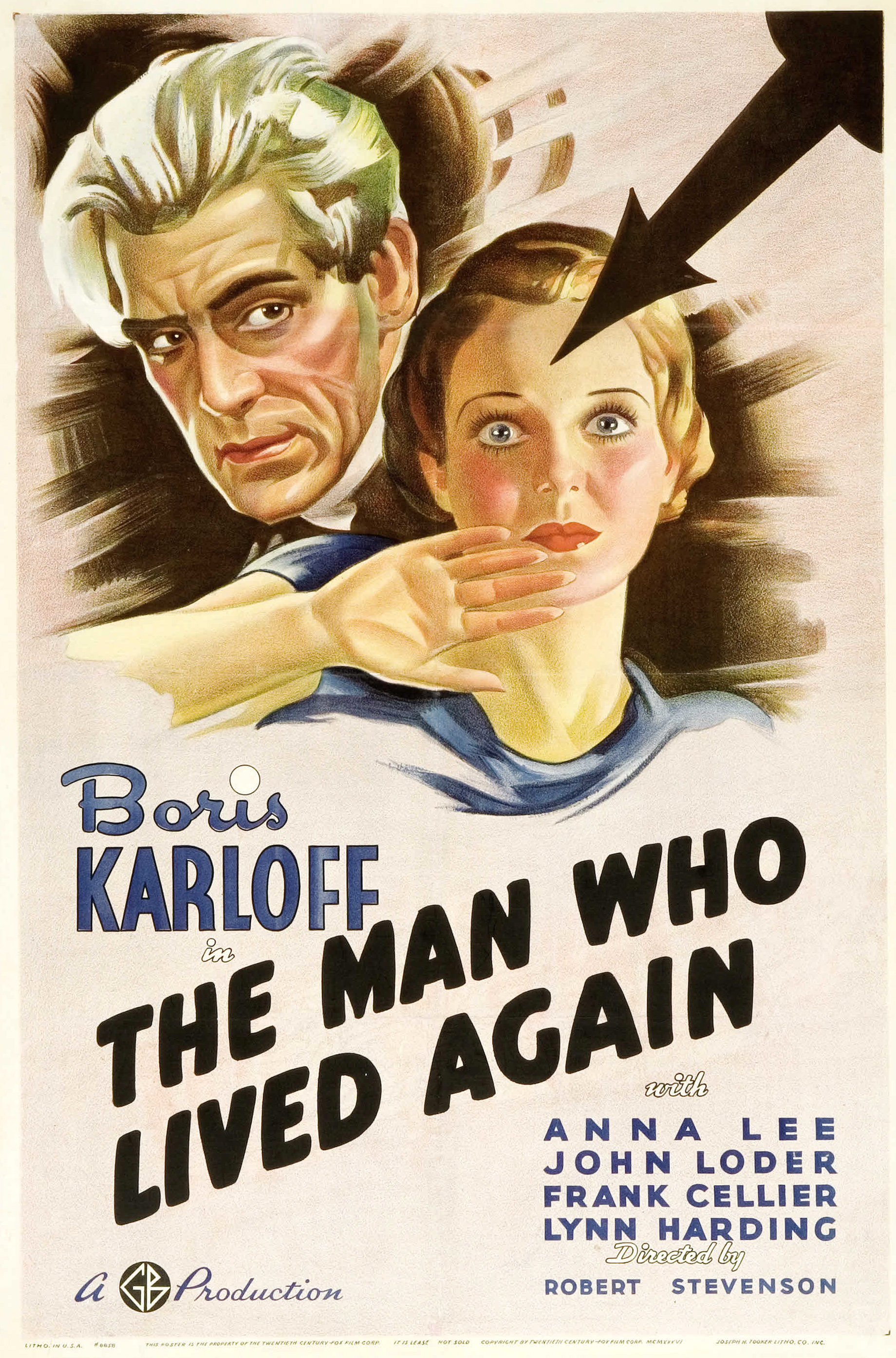 The Man Who Changed His Mind (1936)