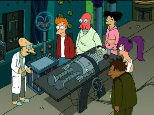 Futurama 4×03 – Antología de interés II