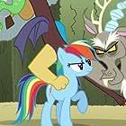 John de Lancie and Ashleigh Ball in My Little Pony: Friendship Is Magic (2010)