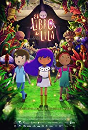 Lila's Book Poster