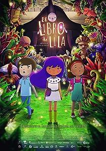 Watches in movies list El libro de Lila [DVDRip]