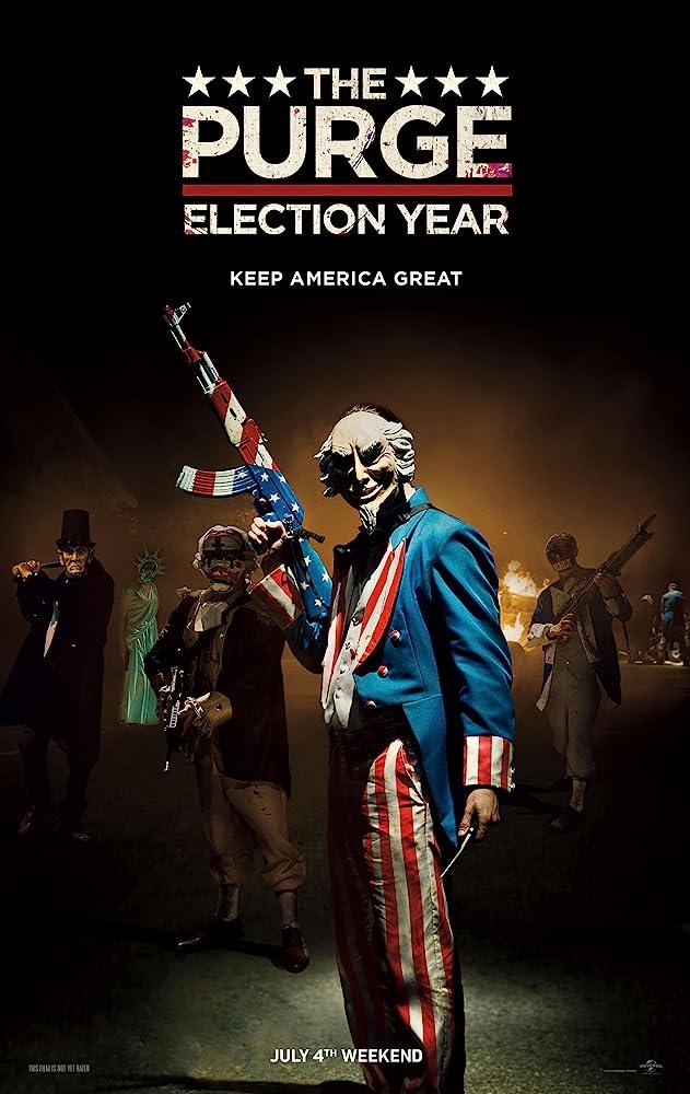 Išvalymas: Rinkimų metai (2016) Online