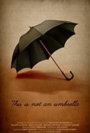 This Is Not an Umbrella Poster