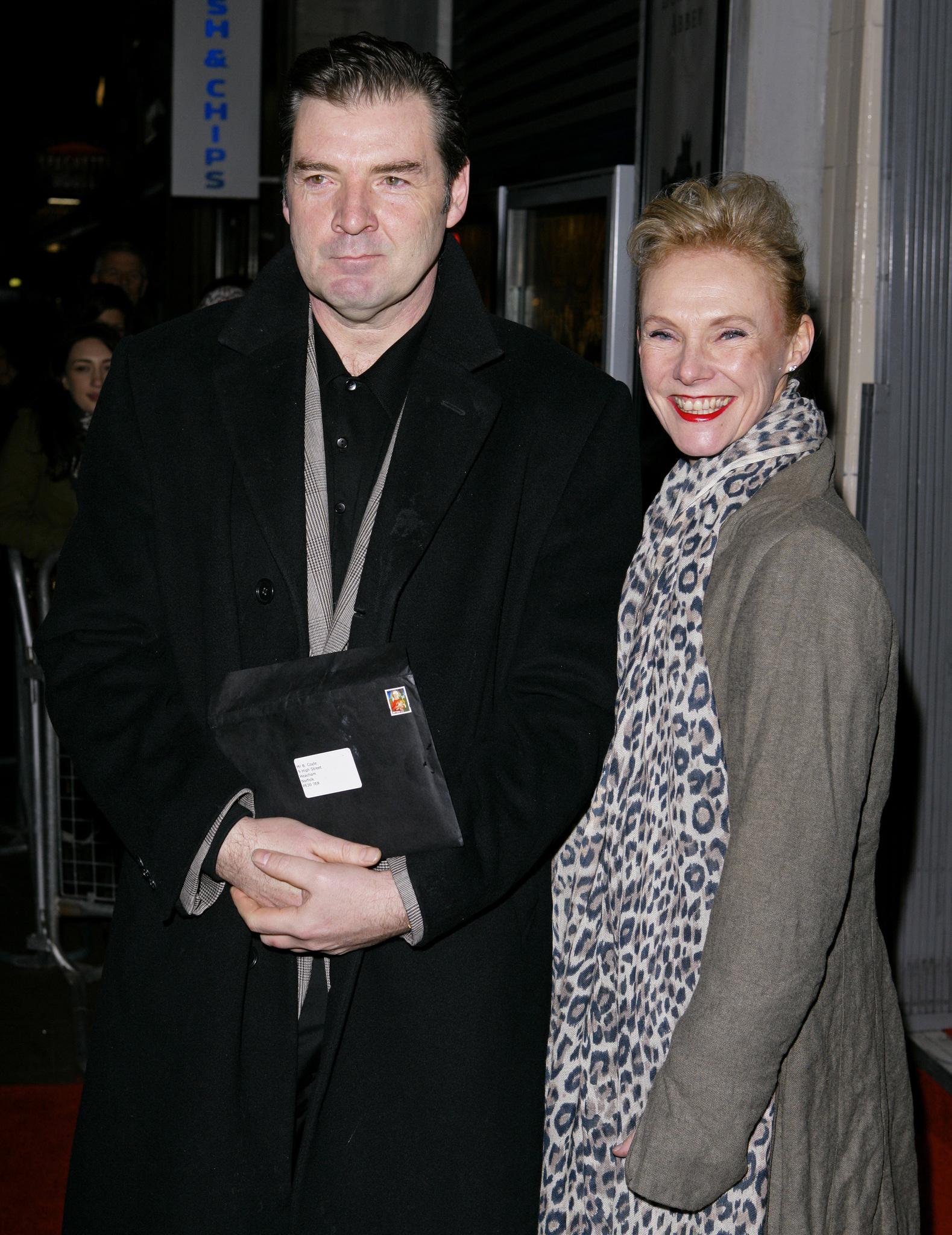Coyle brendan 'Downton Abbey'
