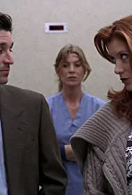 Patrick Dempsey, Kate Walsh, and Ellen Pompeo in Grey's Anatomy (2005)