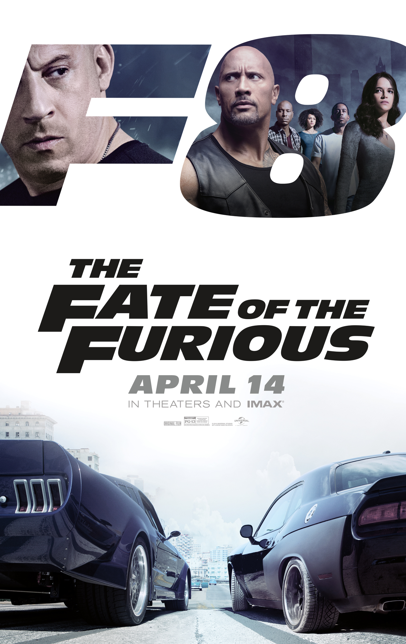 The Fate of the Furious (2017) - IMDb