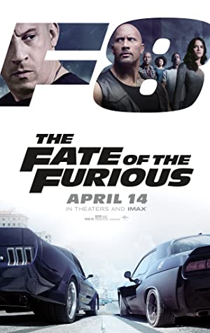 The Fate of the Furious 2017 V2 1080p WEBDL H264 AC3EVO