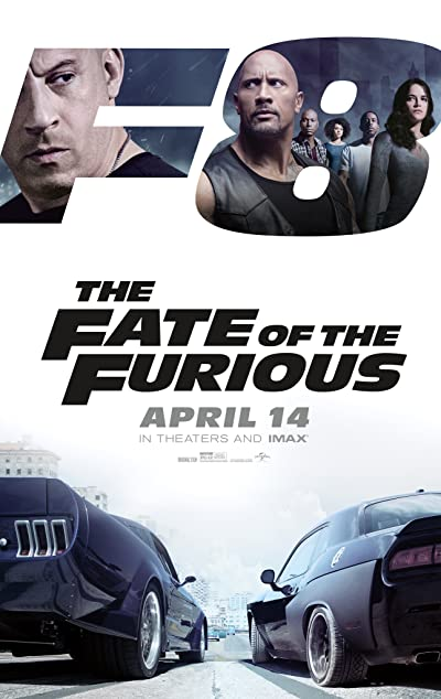 The Fate of the Furious (2017) BluRay 480p, 720p & 1080p