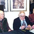 Ray Bradbury, Forrest J. Ackerman, and Ray Harryhausen in The AckerMonster Chronicles! (2012)