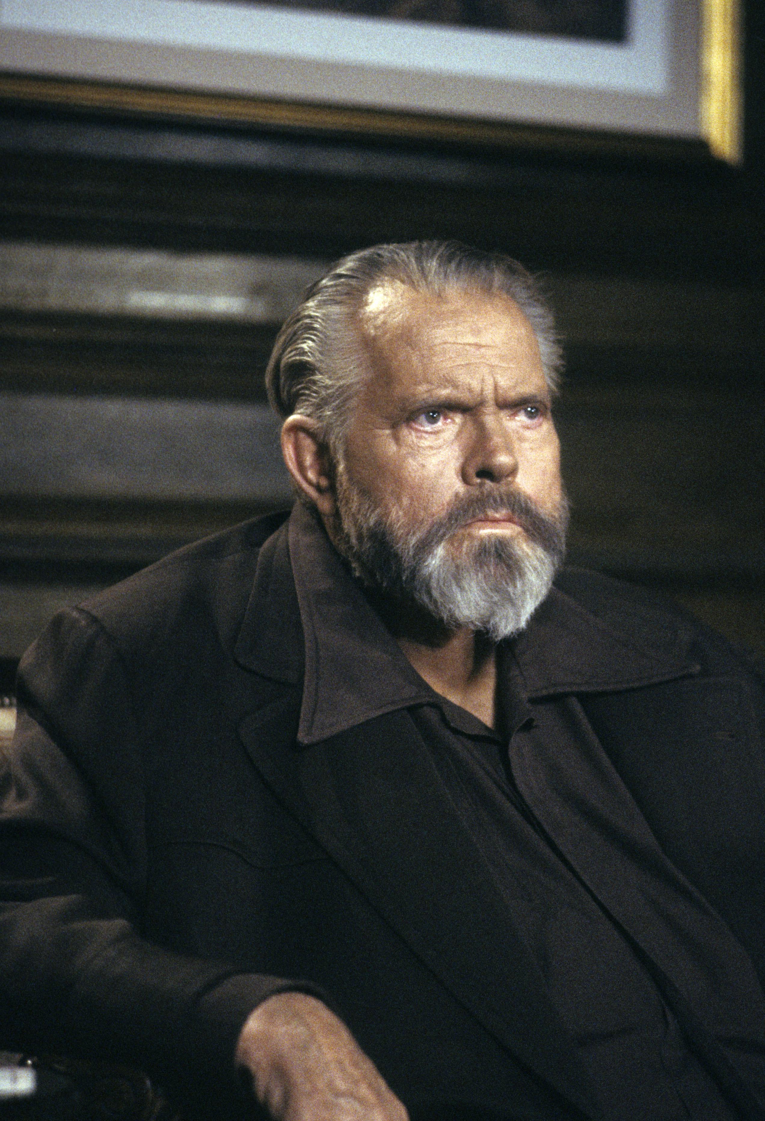 Orson Welles in Moonlighting (1985)