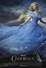 Lily James in Cinderella (2015)