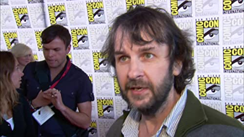 District 9: Comic-Con Footage with Peter Jackson