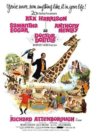 Doctor Dolittle Poster Image