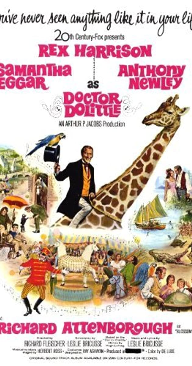 Subtitle of Doctor Dolittle
