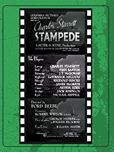 Watching english movie Stampede by [Mpeg]