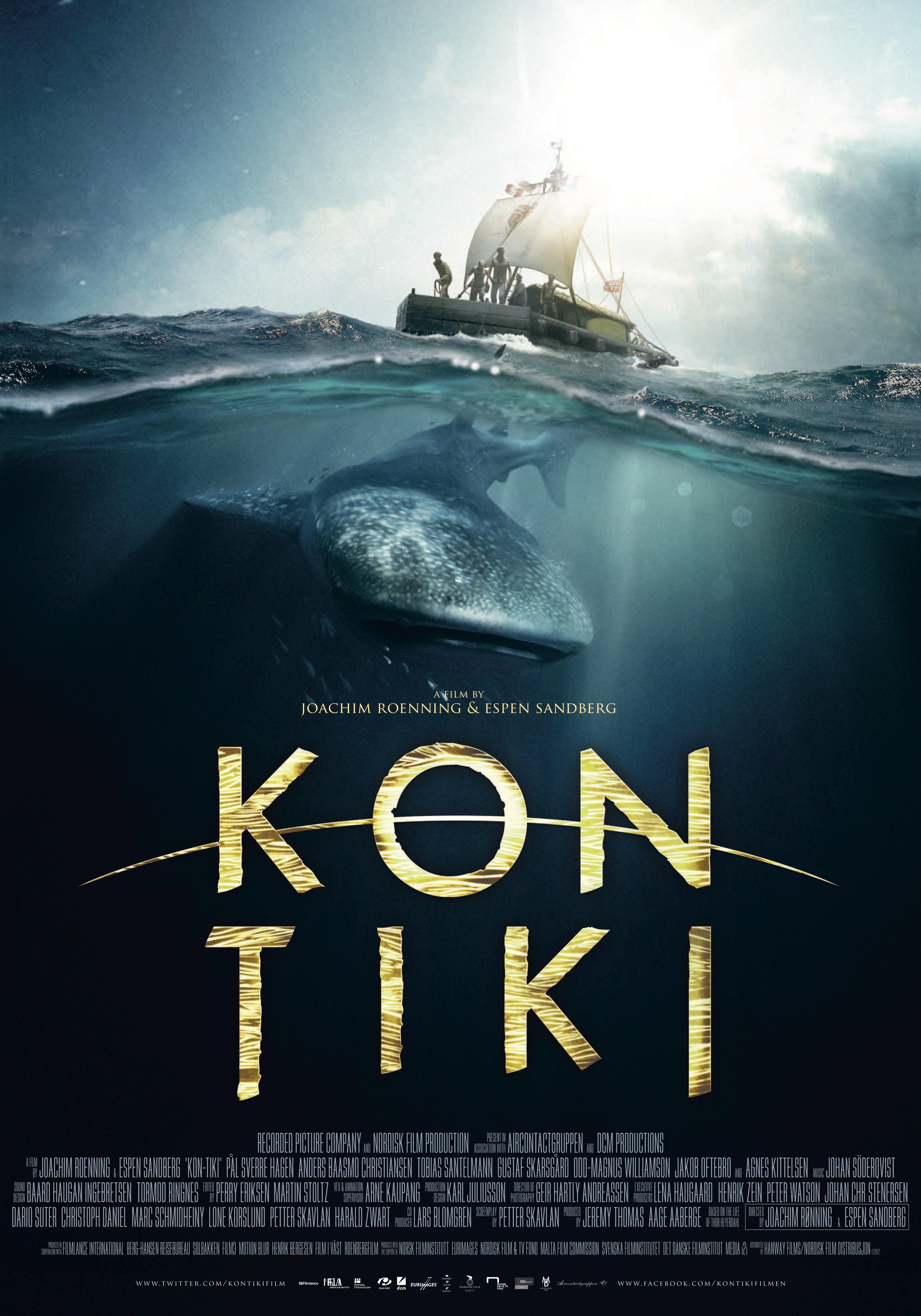 Kon-Tiki (2012) BluRay 480p, 720p & 1080p