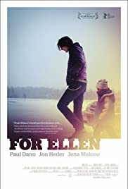 For Ellen (2012) Poster - Movie Forum, Cast, Reviews