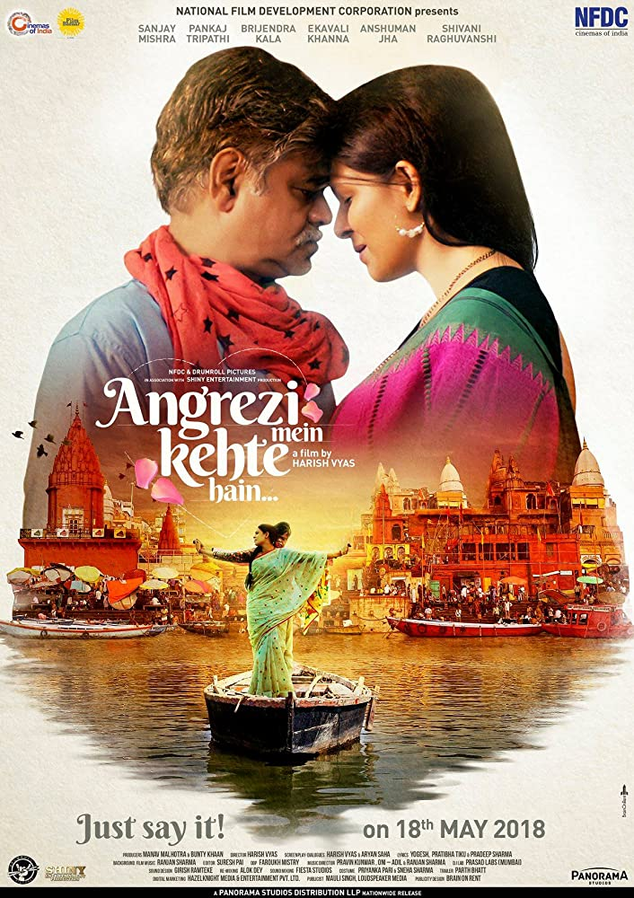 Angrezi Mein Kehte Hain (2018) Hindi 720p WEB-DL x264 AAC ESubs