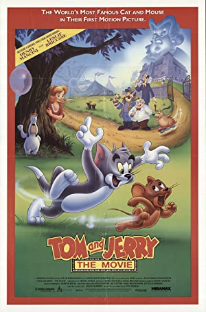 Tom and Jerry The Movie Full Movie in Hindi (1992) Download | 480p (300MB) | 720p (517MB)