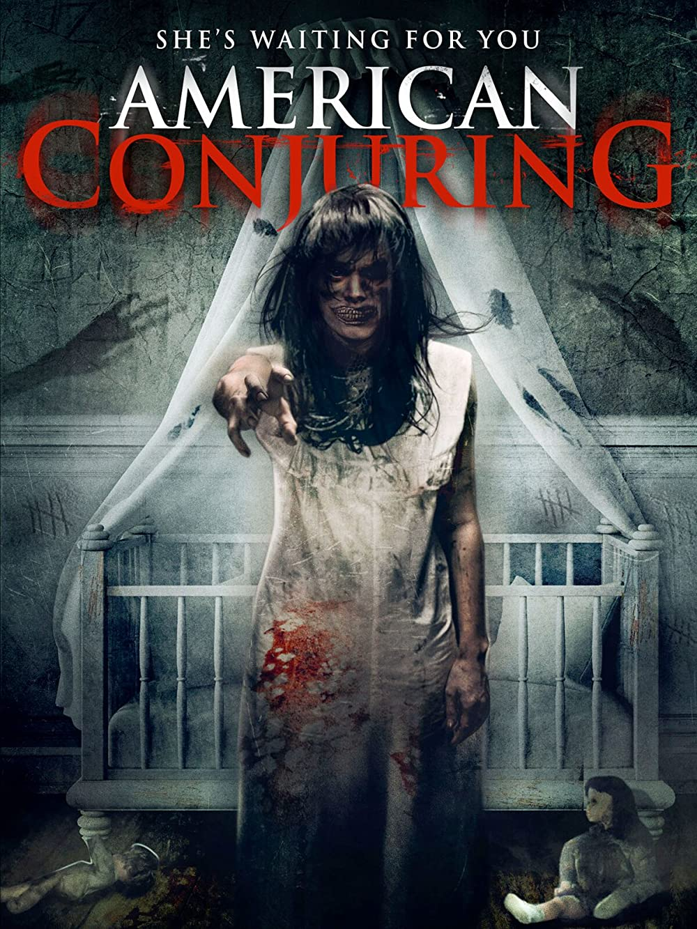 American Conjuring 2016 Hindi Dual Audio 720p BluRay 710MB Download