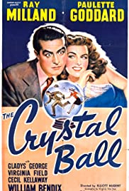The Crystal Ball (1943) Poster - Movie Forum, Cast, Reviews