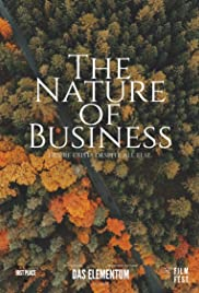 The Nature of Business Poster