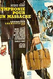 Symphonie pour un massacre(1963) Poster - Movie Forum, Cast, Reviews