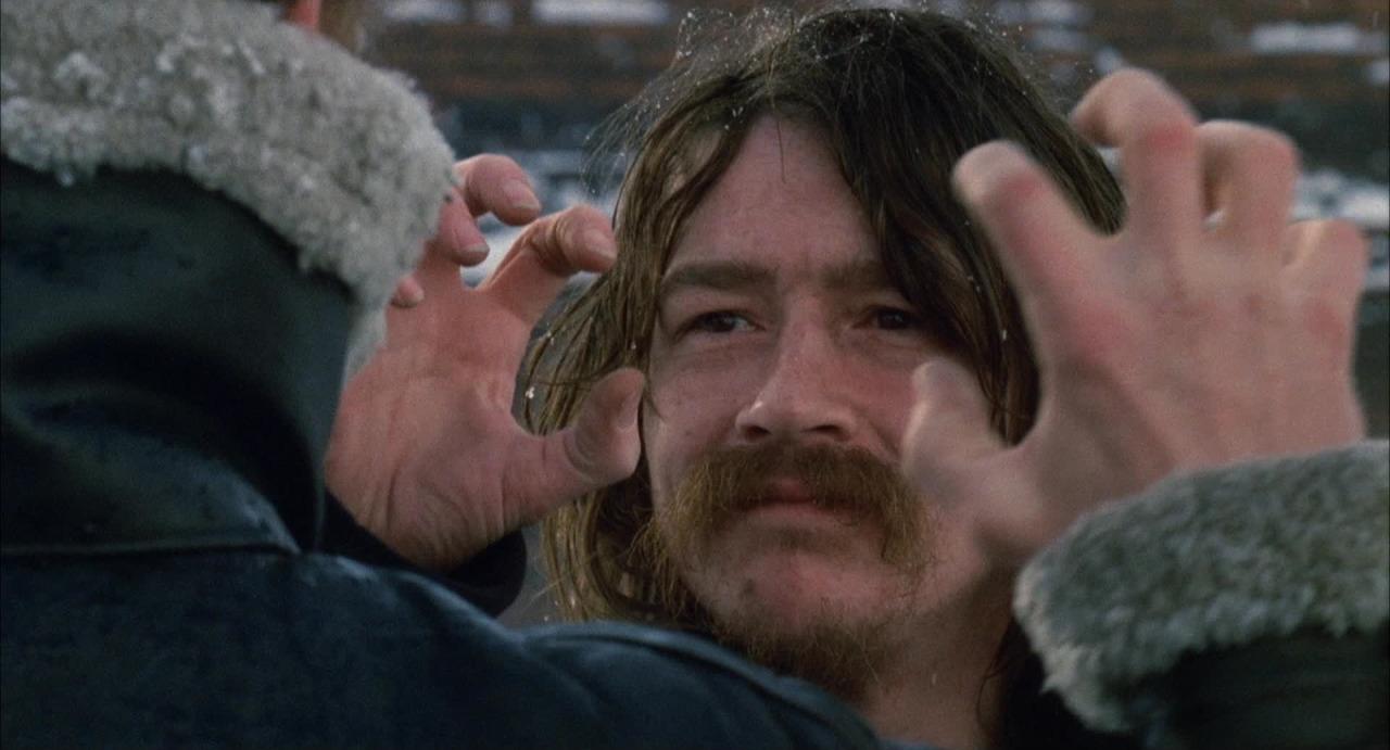John Hurt in Little Malcolm and His Struggle Against the Eunuchs (1974)