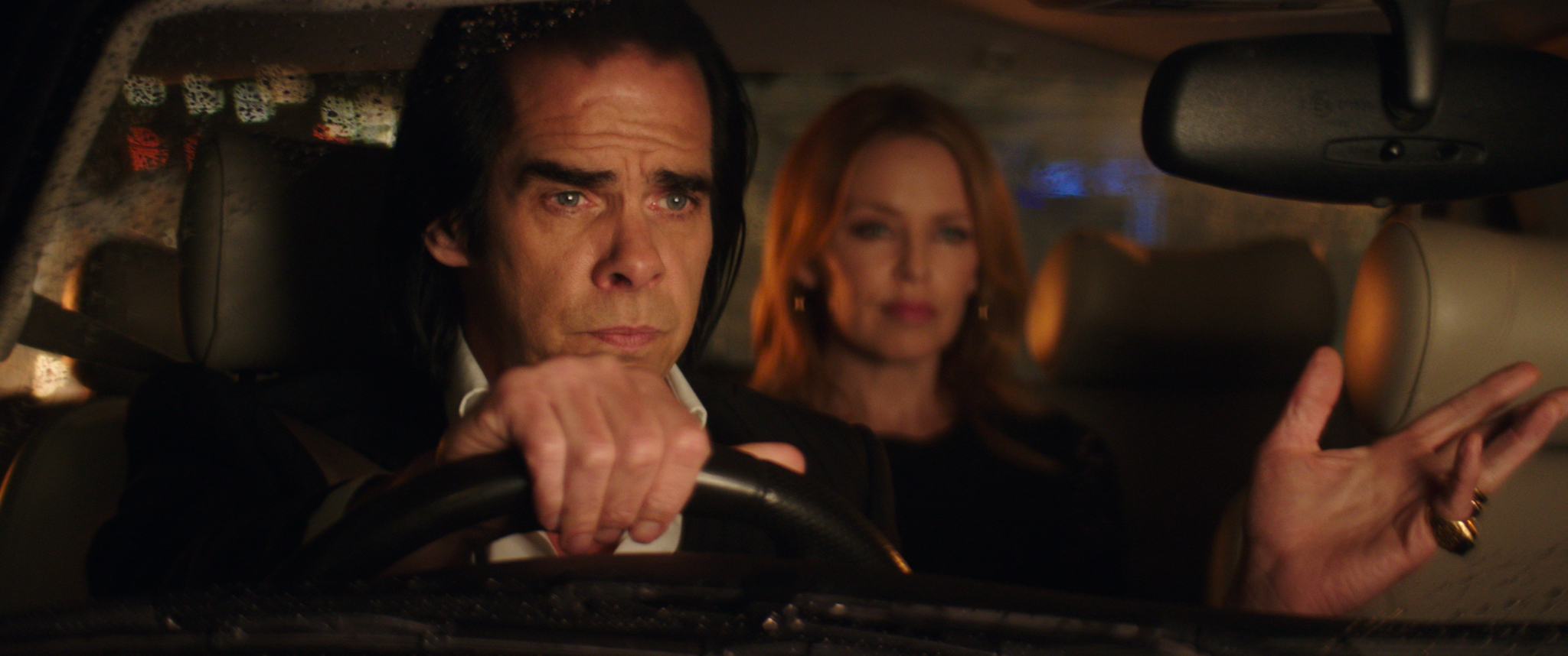Kylie Minogue and Nick Cave in 20,000 Days on Earth (2014)
