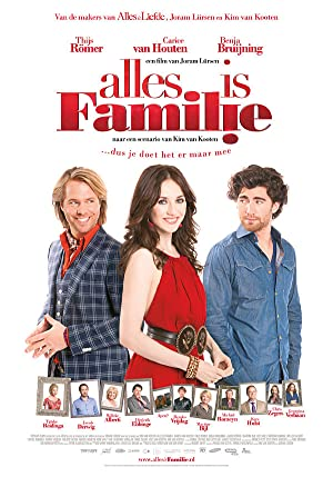 Family Way poster