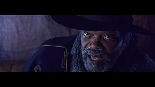 THE HATEFUL EIGHT - Official Teaser Trailer - The Weinstein Company
