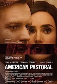 Jennifer Connelly, Ewan McGregor, and Dakota Fanning in American Pastoral (2016)