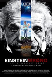 Einstein Wrong: The Miracle Year Poster