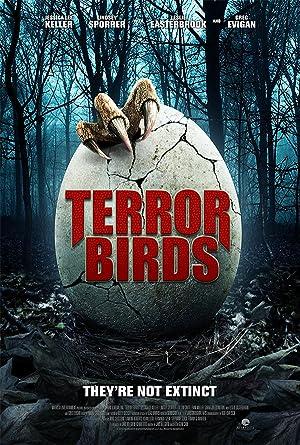 Where to stream Terror Birds