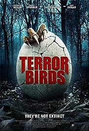 Terror Birds Poster