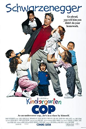 Kindergarten Cop watch online