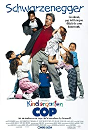 Watch Movie Kindergarten Cop (1990)