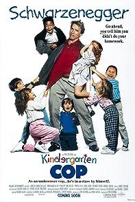 Kindergarten Copตำรวจเหล็ก ปราบเด็กแสบ