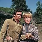 Virginia Gregg and Dack Rambo in The Guns of Will Sonnett (1967)