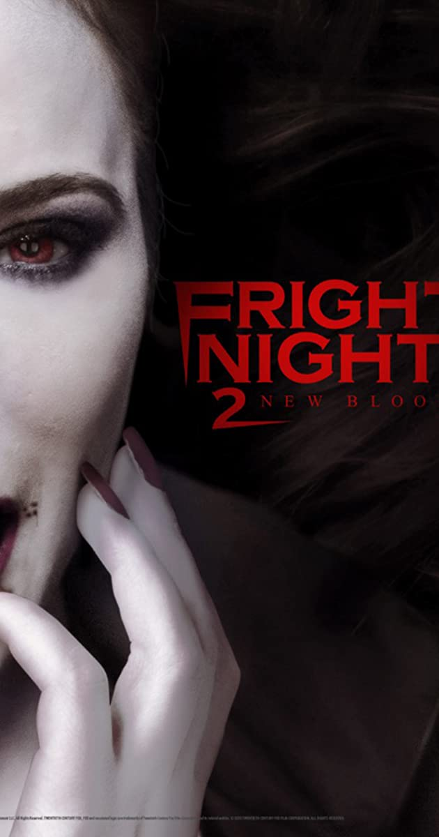 Subtitle of Fright Night 2: New Blood