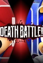 Mario VS Sonic (Nintendo VS Sega) Poster