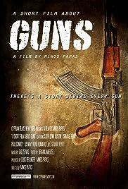 A Short Film About Guns Poster