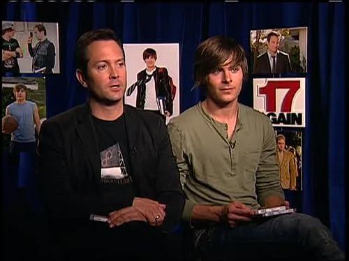 17 Again -- Zac Efron and Thomas Lennon Discuss the Soundtrack