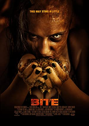 Bite film Poster